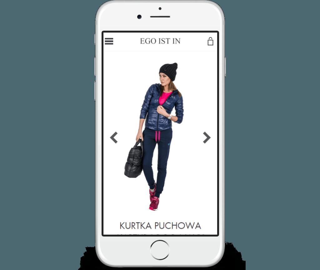 Projektowanie responsywnych sklepów internetowych - sprzedaż mobilna, mobile commerce